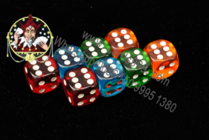 high quality loaded dices