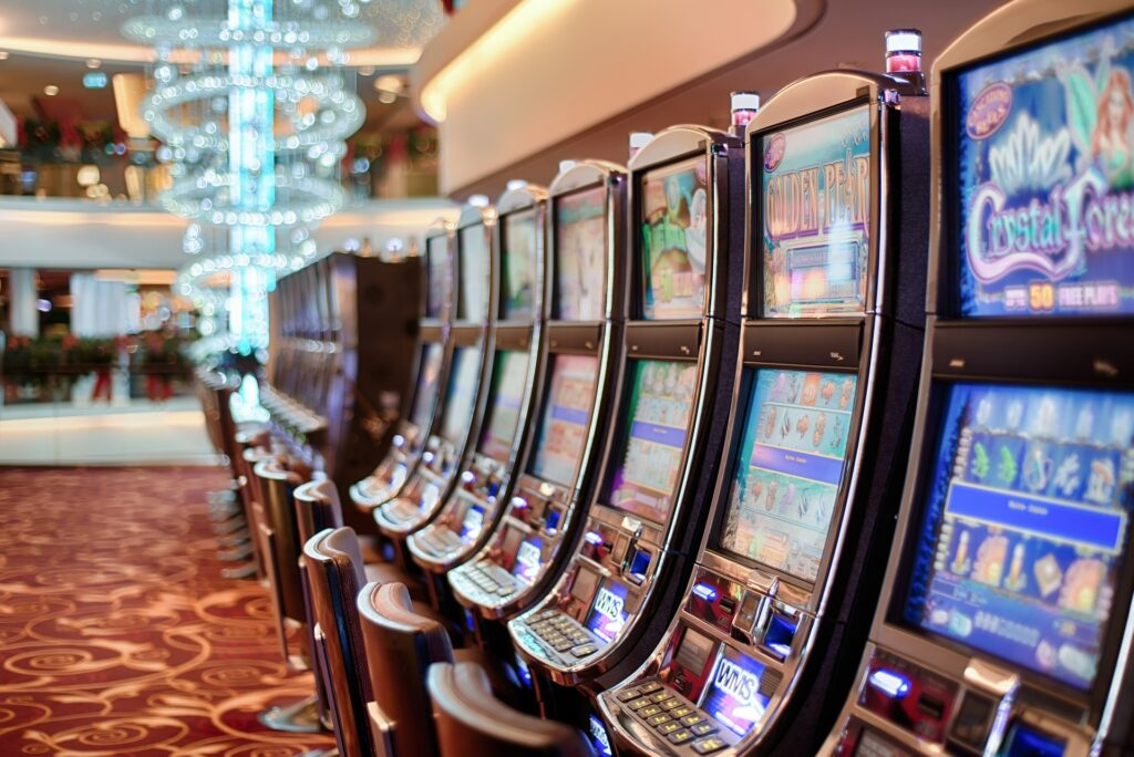 Benefits of playing slot games