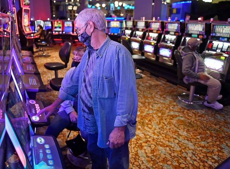 Slots games: the options you have are endless